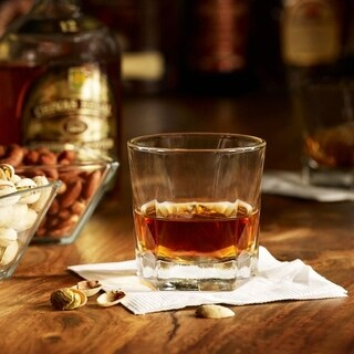 Libbey Craft Spirits 12-piece Bourbon Rocks Glass Set