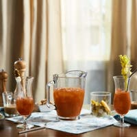 Libbey Modern Bar 10-piece Bloody Mary Glass Entertainment Set