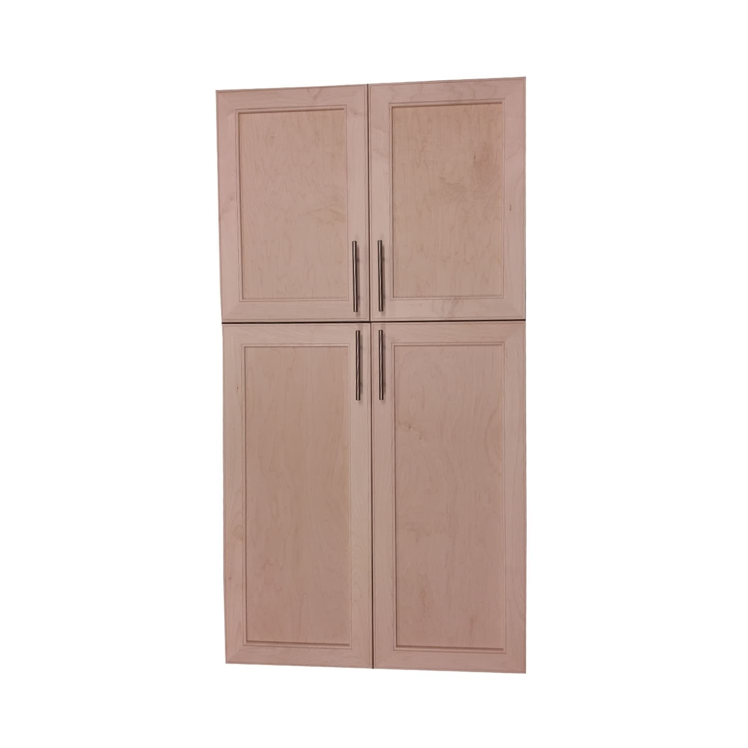 Village BP On the Wall Four Door Frameless Pantry Cabinet (7.25)