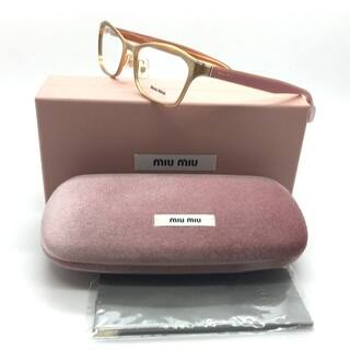 Miu Miu Brushed Copper on Pink Eyeglasses|https://ak1.ostkcdn.com/images/products/18591533/P24693132.jpg?impolicy=medium