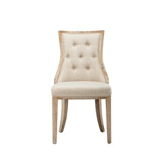 Ceets Harvest Linen Ash Dining Chairs (Set of 2)