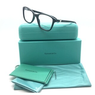 Tiffany & Co. Black Eyeglasses Demo Lenses|https://ak1.ostkcdn.com/images/products/18592033/P24693130.jpg?_ostk_perf_=percv&impolicy=medium