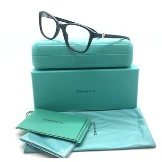 Tiffany & Co. Black Eyeglasses Demo Lenses