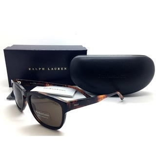 Ralph Lauren Brown Sunglasses Horn Tortoise