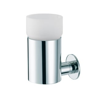 Waldorf Stainless Steel Tooth Brush Holder - N/A