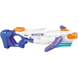 Dimple DC12617 Three Stream Crossbow Super Soaker Water Gun with a Large 26 oz. Capacity, Shoots Up To 35 Feet High