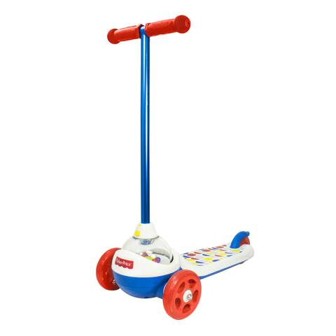 Fisher-Price Popping Scooter