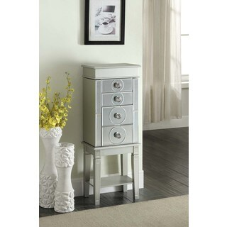 Anne Silver Jewelry Armoire