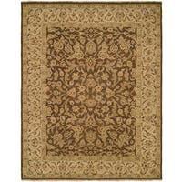 "Allegro Hazel Hand-knotted Wool Runner Rug (2'6 x 8') - 2'6"" x 8'"