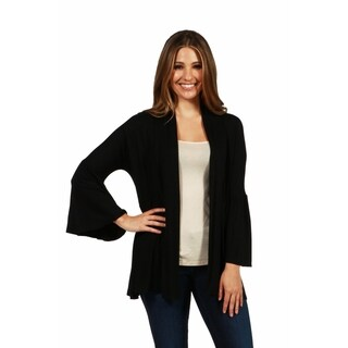 24/7 Comfort Apparel Bella Shrug