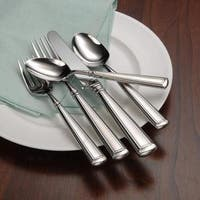 Oneida Couplet Fine Stainless Steel 20-Pc Flatware Set Service for 4
