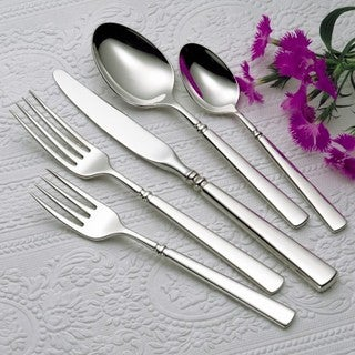 Oneida Easton Fine Stainless Steel 20-Pc Flatware Set Service for 4