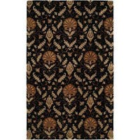 Terrazzo Onyx Hand-tufted Wool Area Rug (9'6 x 13'6)
