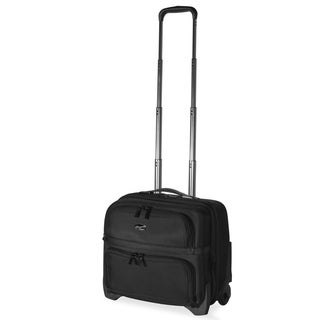 Olympia USA 18-inch Carry On Business Rolling Tote Bag
