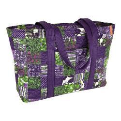 Women's Donna Sharp Faith Bag Concord Patch