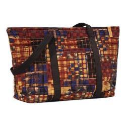 Women's Donna Sharp Faith Bag Rustic Plaid