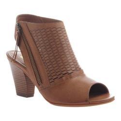 Women's Madeline Wishes Open Toe Shootie Butterscotch Synthetic|https://ak1.ostkcdn.com/images/products/186/326/P22503062.jpg?impolicy=medium