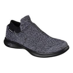 Women's Skechers GO STEP Lite Innovate Sneaker Black/Gray