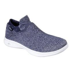 Women's Skechers GO STEP Lite Innovate Sneaker Navy/White