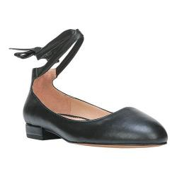 Women's Franco Sarto Becca Ballet Flat Black Sheep Opera Leather