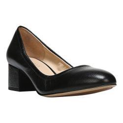 Women's Franco Sarto Fausta Slip On Black Leather