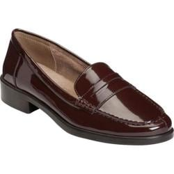 Women's A2 by Aerosoles Side Dish Penny Loafer Wine Patent