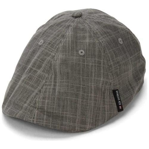 Shop Men s Ben Sherman Textured Linen Driver Cap Platinum - Free Shipping  On Orders Over  45 - Overstock - 16184787 f1a2bf3294a4