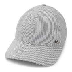 online shop new collection cheap for sale Shop Men's Ben Sherman Linen Stripe Baseball Cap Platinum - Free ...