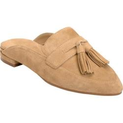 Women's Aerosoles Best Girl Mule Tan Suede|https://ak1.ostkcdn.com/images/products/186/903/P22575575.jpg?impolicy=medium