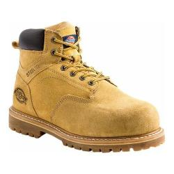 Men's Dickies Prowler 6in Steel Toe Work Boot Wheat Suede