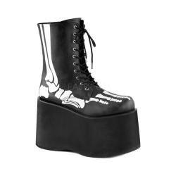 Men's Funtasma Monster 10XRAY Flatform Boot Black Polyurethane