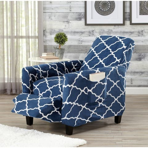 Recliner Covers Wing Chair Slipcovers
