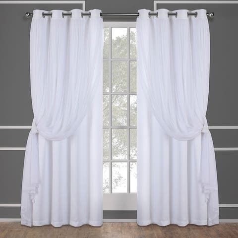 Buy Curtains Drapes Online At Overstock Our Best Window Treatments Deals