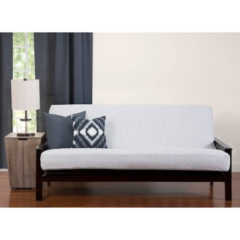 Revolution Plus Everlast Stripe Navy futon cover.