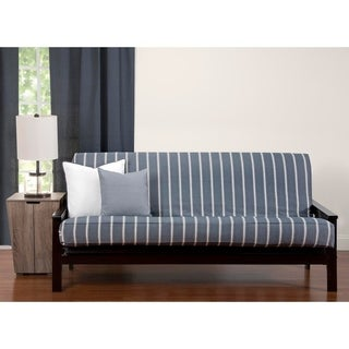 Revolution Plus Everlast Hamilton Navy futon cover.
