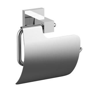 Eviva Toilet Paper Holder (Brushed Nickel)