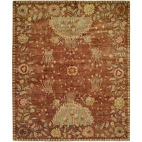 Carol Bolton Rodewood/Reverie Hand-Knotted Area Rug (9' x 12')