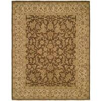 Allegro Hazel Hand-knotted Area Rug (10' x 14')