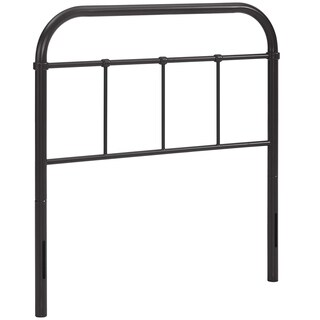 Serena Twin Steel Headboard