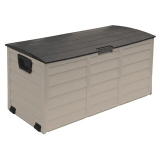 60 Gallon Deck Box, Mocha/Brown
