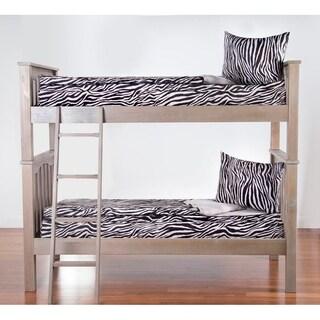 Siscovers Zebra Zen Zippered Bunkie and sham|https://ak1.ostkcdn.com/images/products/18608990/P24708348.jpg?_ostk_perf_=percv&impolicy=medium