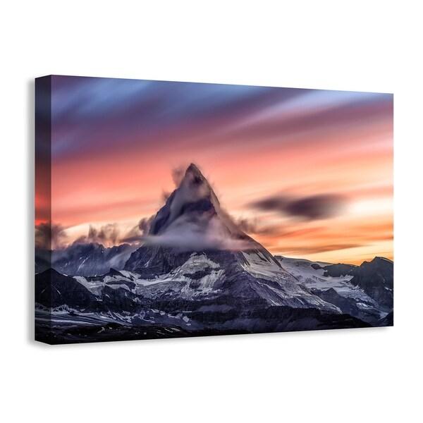 Easy Canvas Prints Peak Canvas Gallery Wrap