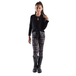 Dinamit Jeans Girl's Fun Printed Leggings