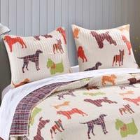 Baxter Quilted Pillow Sham Set (set of 2)