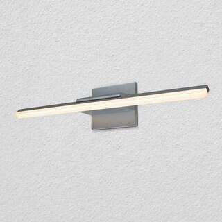 "VONN Lighting VMW16920AL Procyon 24"" LED Bathroom Light Silver"