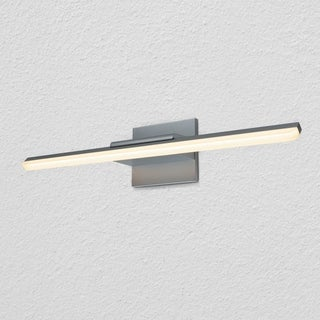 "VONN Lighting VMW16920AL Procyon 24"" LED Bathroom Light Silver"