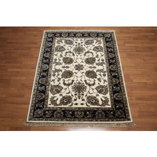 Persian Oriental New Zealand Wool Area Rug (5' x 7')