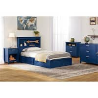Ameriwood Home River Layne Bed and Headboard