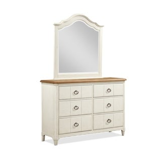Millbrook 6-Drawer Youth Dresser with Optional Mirror by Panama Jack