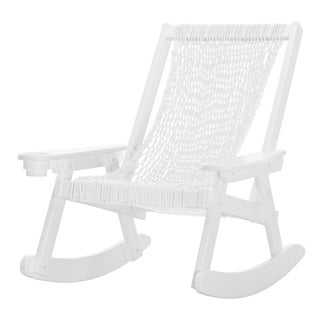 Pawleys Island Hammocks Coastal Duracord White Rope Rocker